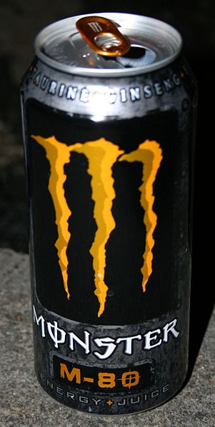 Energy Drinks Lead To Monster Problem The Horizon