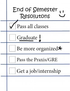 graphic for semester resolution