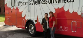 Women's Wellness on Wheels visits IU Southeast