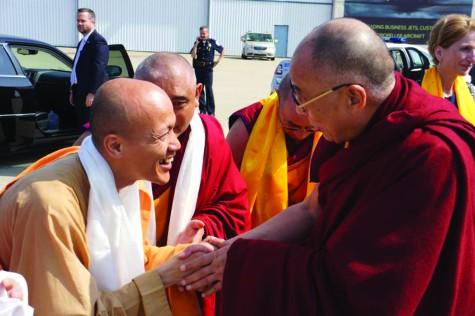 Meet the monk