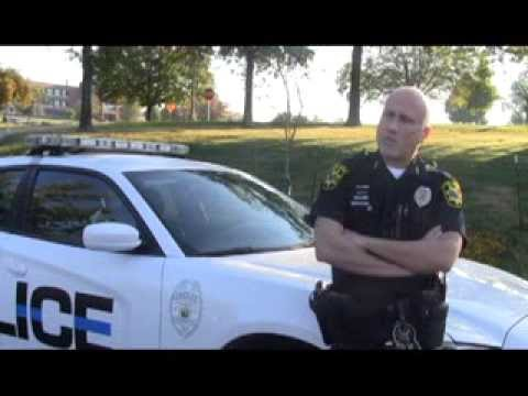 Video: Life as an IU Southeast Police Officer