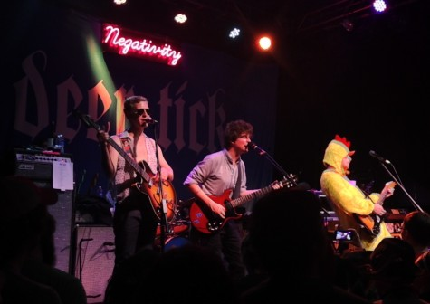 Review: Deer Tick at Headliner's