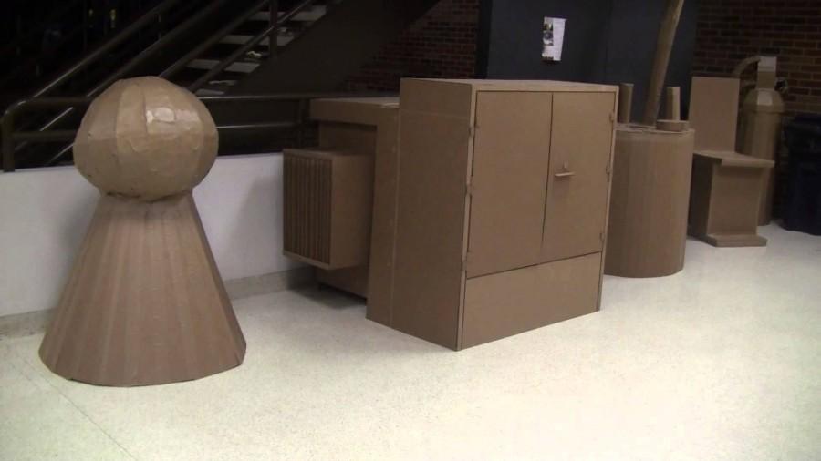 Video: Knobview Cardboard Art