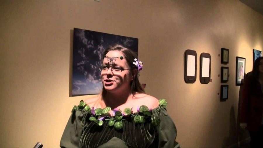Video: IUS Art Exhibit