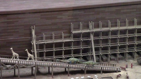 Gov. Steve Beshear and the Kentucky Tourism Development Finance Authority have approved a $43 million tax incentive to build an Ark Park—complete with dinosaurs.
