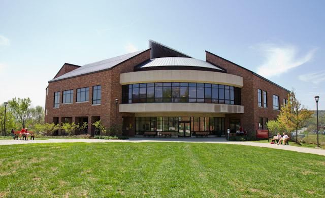 IUS library is more than just books