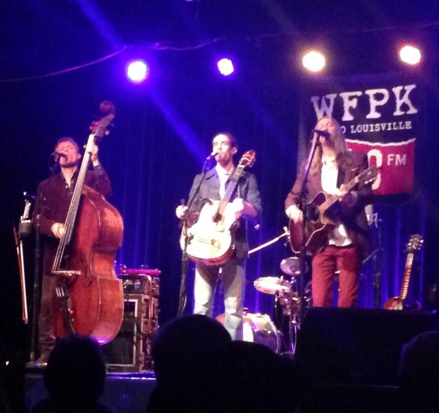 The Wood Brothers perform for 91.9 WFPKs latest Winter Wednesday on Jan. 22 at the Clifton Center