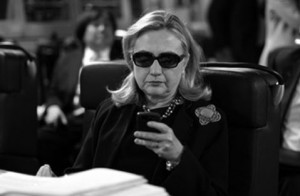 Hillary Clinton being the best secretary of state ever.