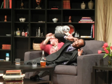 God of Carnage: small cast reaches breaking point onstage