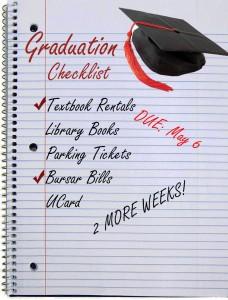 grad check list