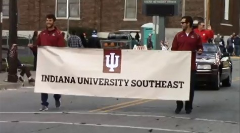 IUS wins first place at Harvest Homecoming Parade