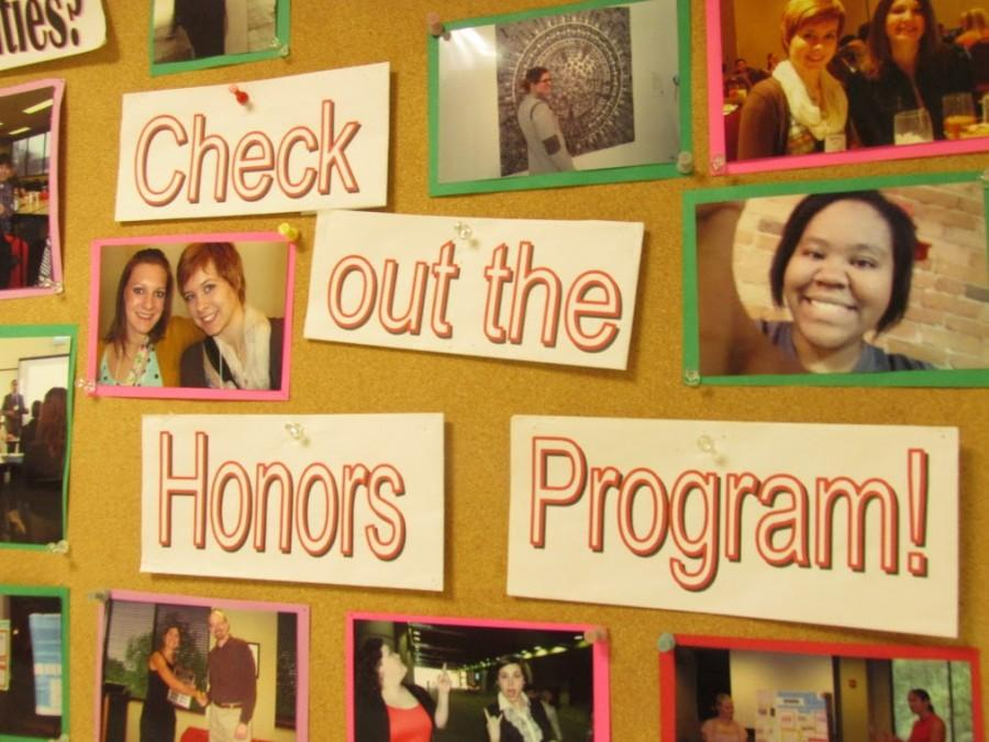 Honor Program is located at Knobview Hall 235.