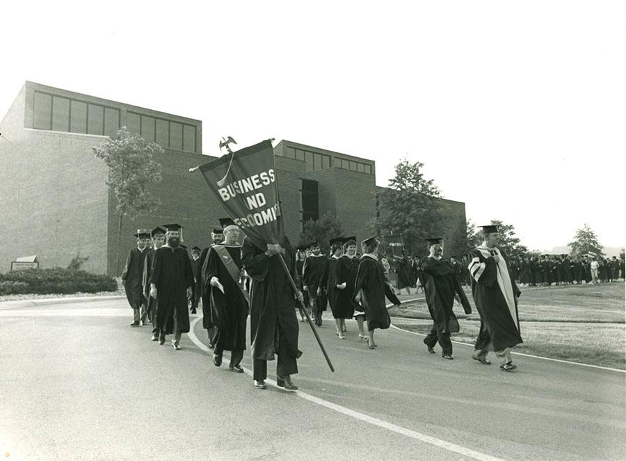 IU Southeast: A look into the past