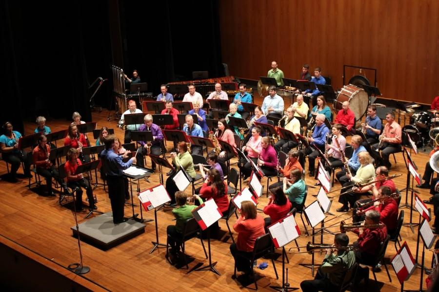 IU Southeast concert band presents winter pops concert