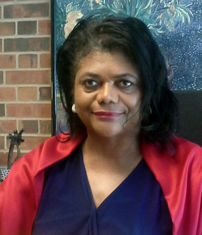 June J. Huggins, the Director of the IU Southeast Center for Mentoring