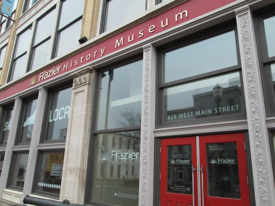The+Frazier+History+Museum+on+Museum+Row+in+downtown+Louisville.