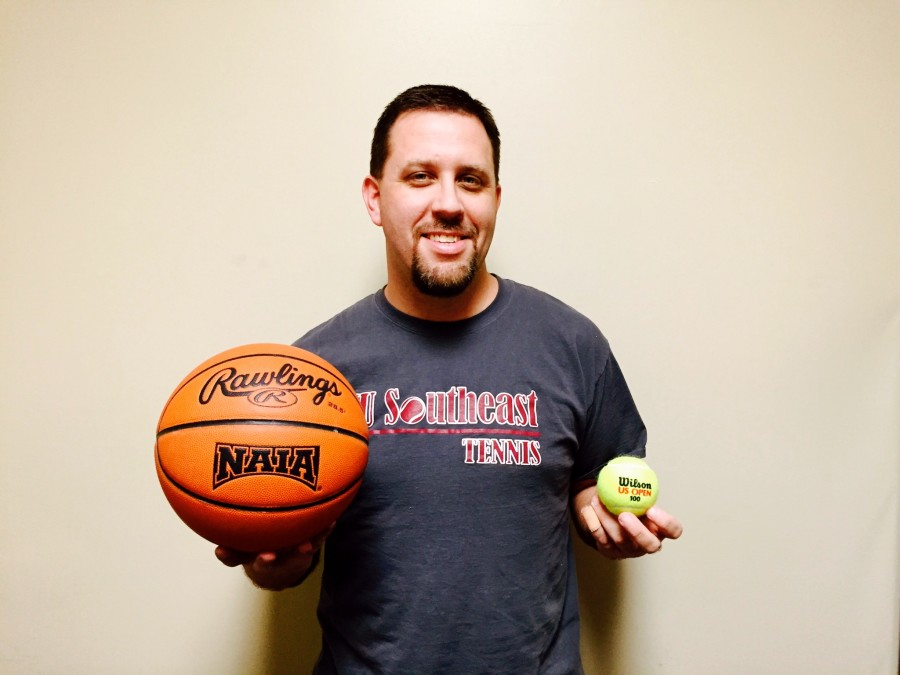 Brian Sullivan, IU Southeast women's tennis and assistant women's basketball coach