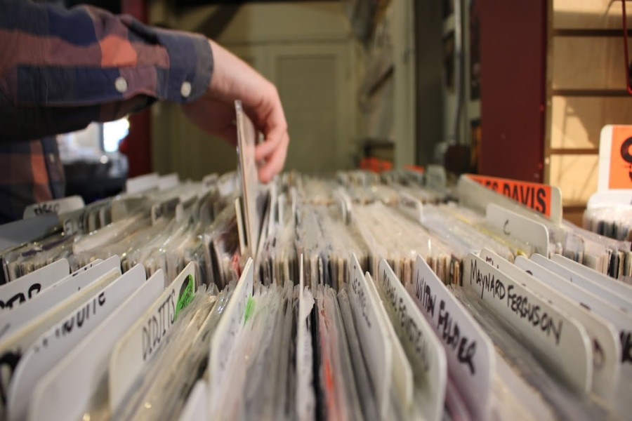 A New Vision on Vinyl: The Best Local Record Shops
