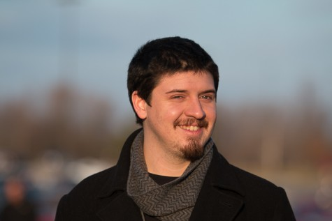 Photo of Daniel Vance