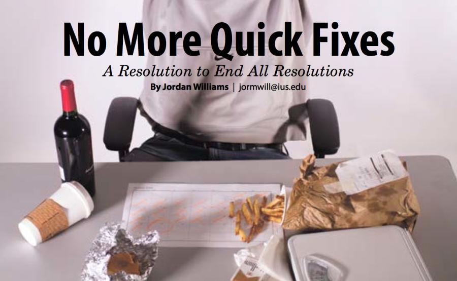 No More Quick Fixes