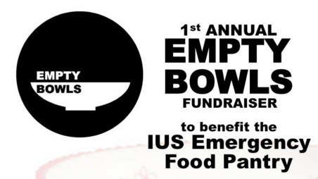 Fine Arts students raise $1,200 for IUS Emergency Food Pantry