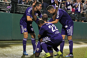 Louisville FC  tops Charleston Battery, advances to Eastern Conference finals