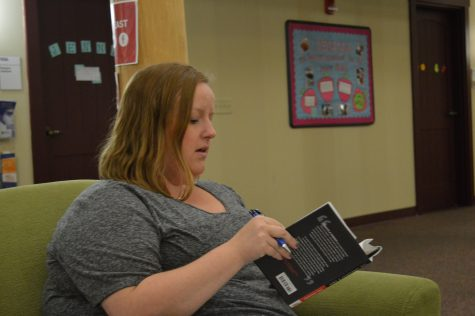 Courtney Block, user engagement librarian at the IUS Library, shares her opinions on the theme of the memoir.