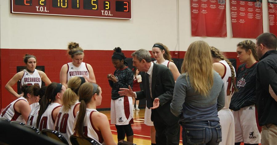 Farris+addressing+his+team+during+a+timeout.