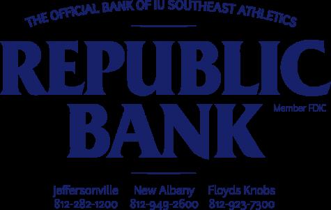 Republic Bank Sponsors IU Southeast Athletics