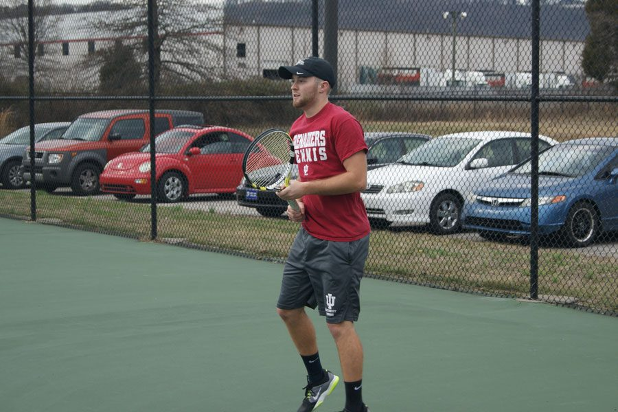 IU Southeast Men's Tennis Preview