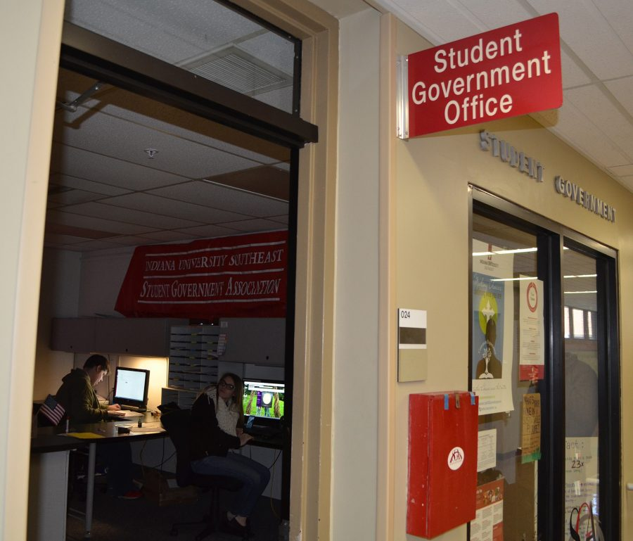 Students with questions can visit the SGA Executive office in Room 014, the Senate office in Room 026 and Scott Schuchardt's office in Room 001J, all of which are located in University Center.
