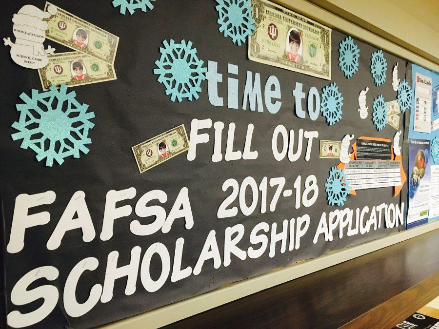 With the new Prior-Prior Year policy, students can take advantage of filing their FAFSA — and therefore their student aid — earlier.