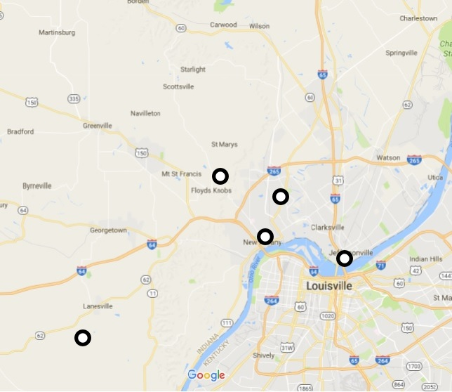 SoIn Beer, Wine and Spirits Map