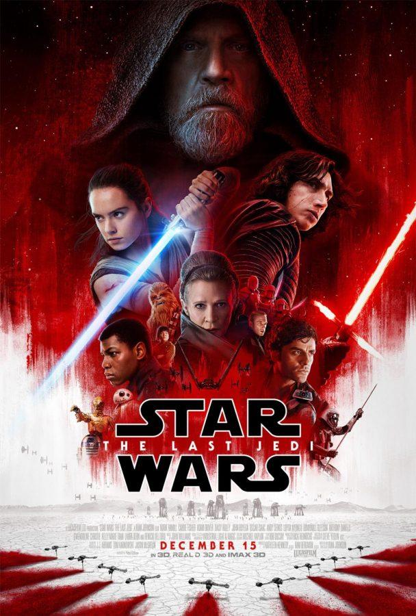 """""""Star Wars: The Last Jedi"""" blasts into theaters"""
