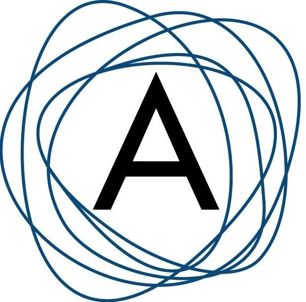 The logo for A/Tonal was created by an IU Southeast graduate. Design by Aaron Hooper