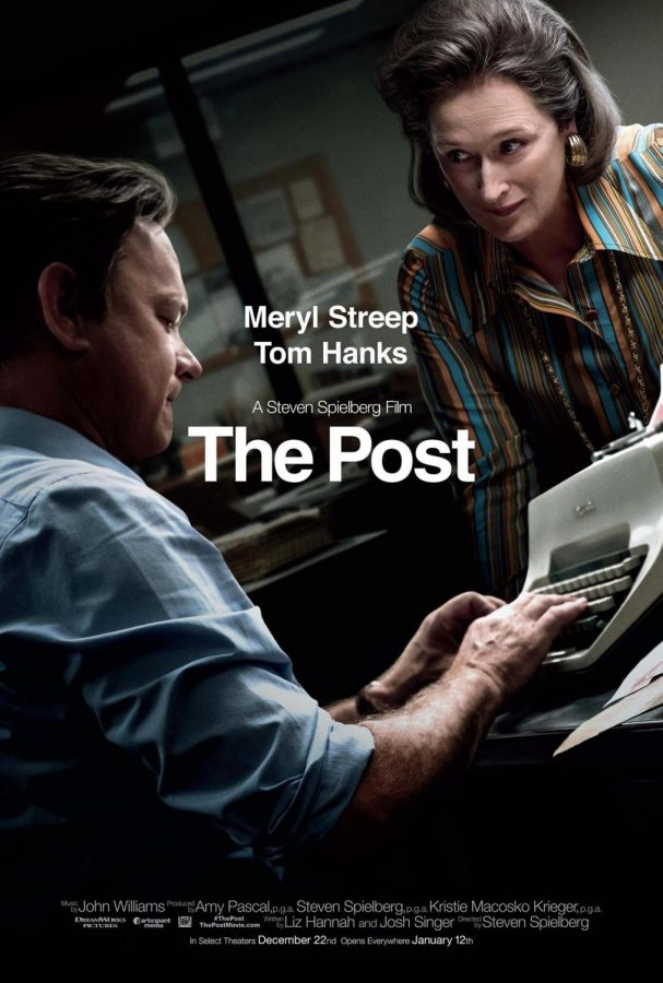 """All-Star cast carries """"The Post"""""""