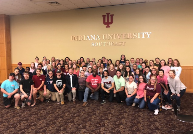 Students+attended+the+seminar+on+sexual+assault+prevention.+