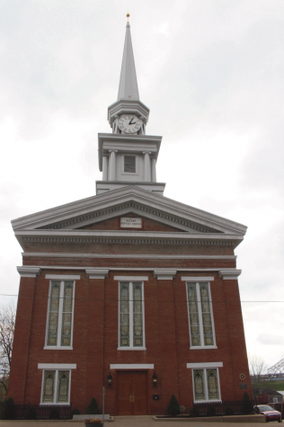 New Albany church played an important role in helping slaves get to freedom