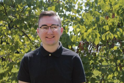 Cody Jones, a sophomore transfer student previously from Jefferson Community and Technical College, said it was easy fitting in at IU Southeast.