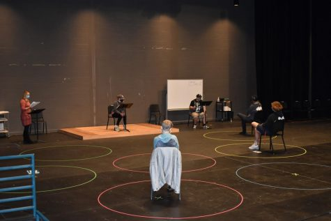 Ogle Center and theatre department transition to new model for COVID-19